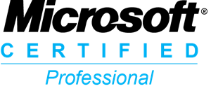 NetData is a Microsoft Certified Professionals